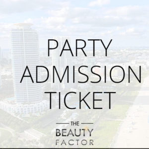 Party at The Beauty Factor Miami